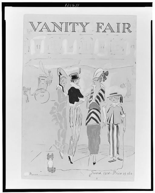 Vanity fair on the avenue