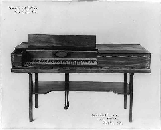 Whaltes & Charters piano, [build 1803]