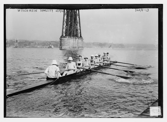 WISC. Varsity, 1914
