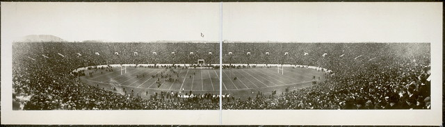[Yale football game]