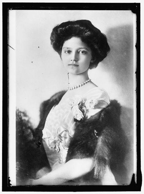 ZITA, H.R.H. EMPRESS OF AUSTRIA, BORN 1892, PRINCESS OF BOURBON AND PARMA