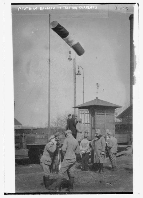 Austrian balloon to test air currents