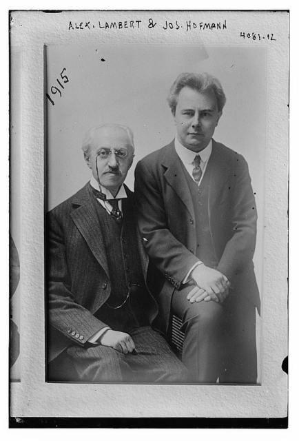 Alex. Lambert & Jos. Hofmann
