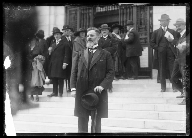 Arthur Fontaine [Pan American Union Building, Washington, D.C.]