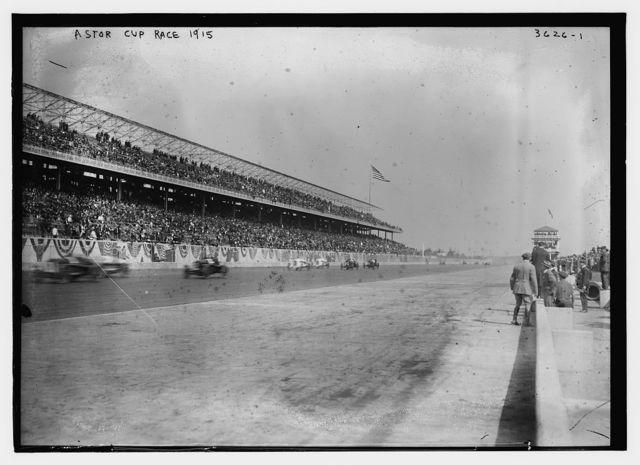 Astor Cup race - 1915