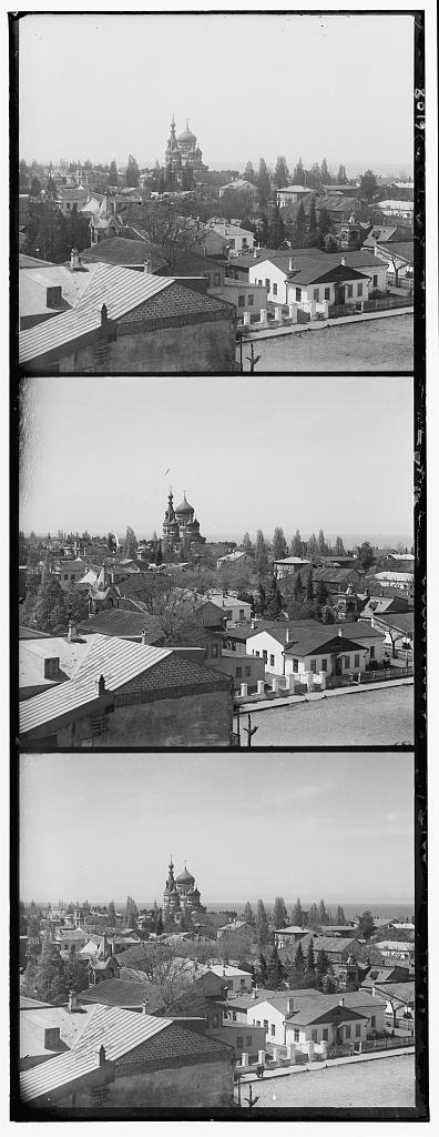 [Batumi. Voiskovoi sobor Aleksandra Nevskogo (razrushen)]