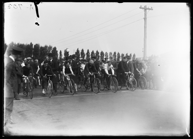 [Bicycle race]
