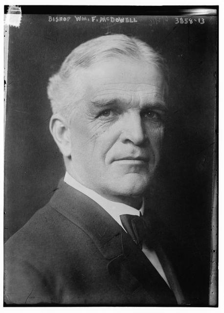 Bishop Wm. F. McDowell