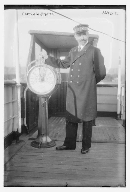 Capt. J.W. Hempel
