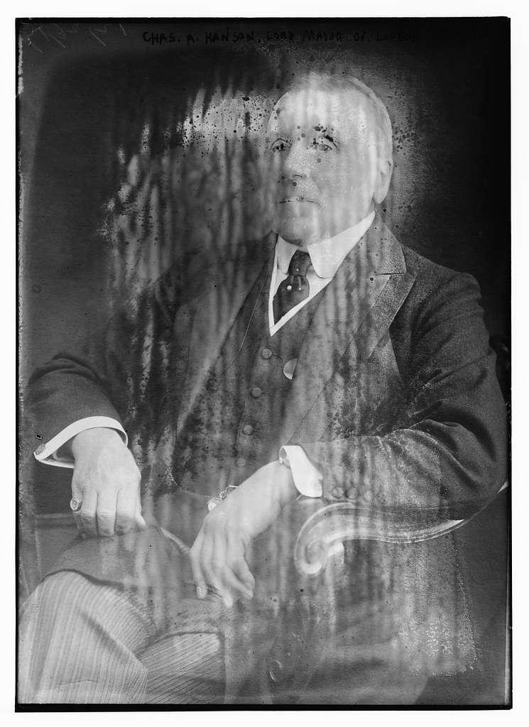 Chas. A. Hanson, Lord Mayor of London