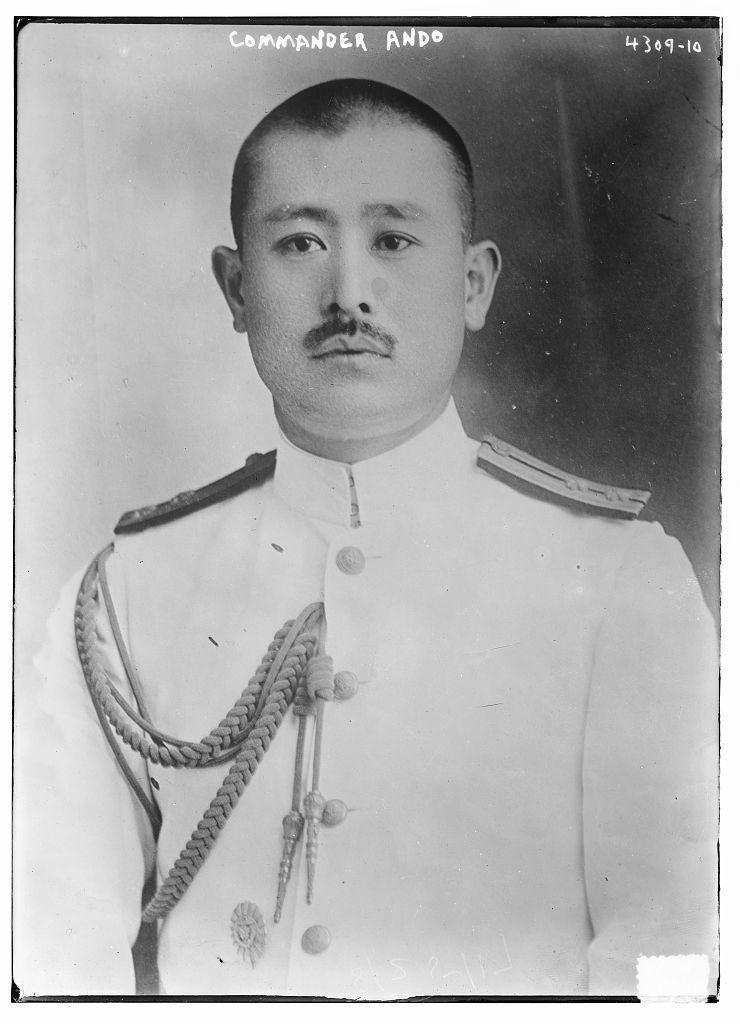 Commander Ando