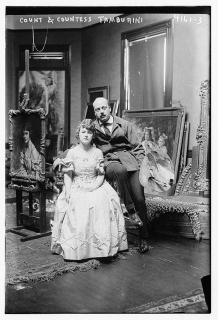 Count & Countess Tamburini