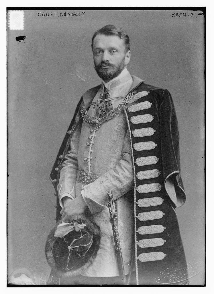 Count Andrassy