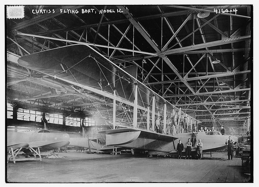Curtiss Flying Boat, Model 12