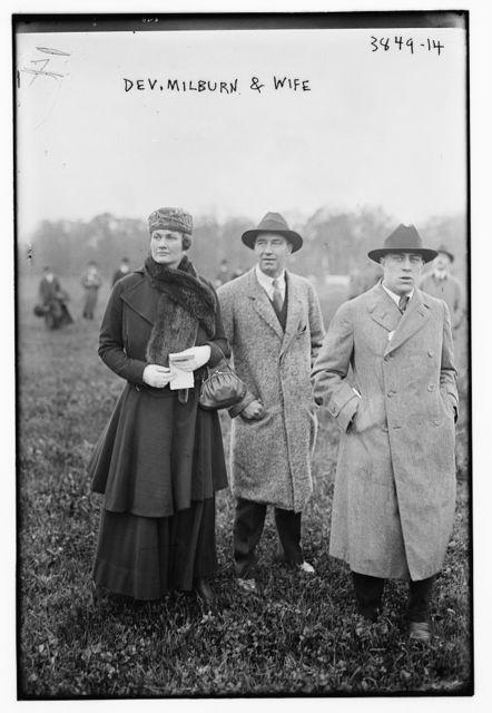 Dev. Milburn & Wife