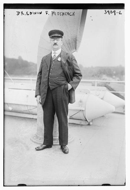 Dr. Edwin F. Hitchcock