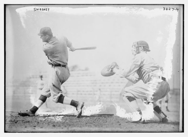 [Ed Sweeney, New York AL (baseball)]