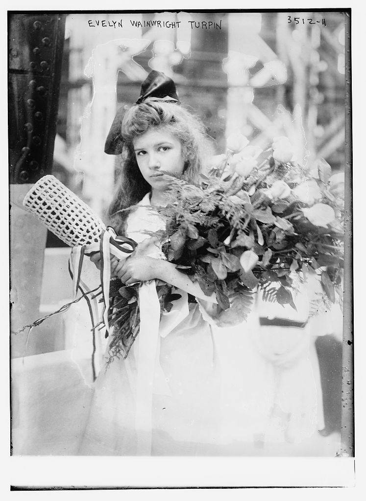 Evelyn Wainwright Turpin