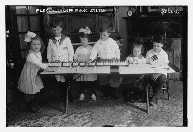 Fletcher - Copp piano system