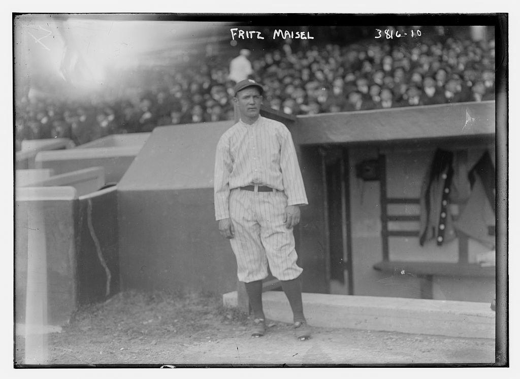[Fritz Maisel, New York AL (baseball)]