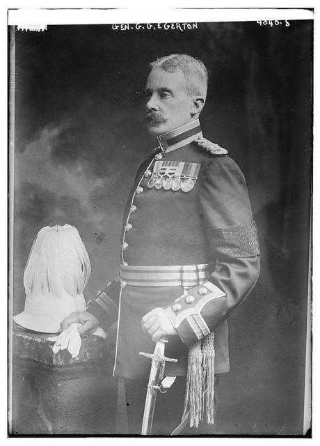Gen. G.G. Egerton