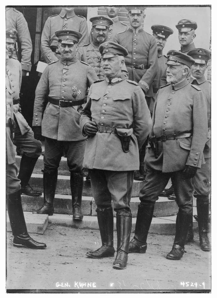 Gen. Kuhne