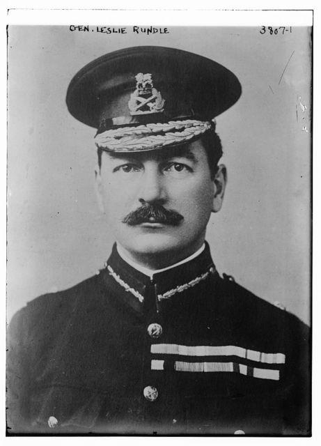 Gen. Leslie Rundle