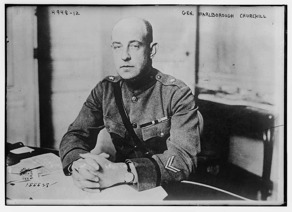 Gen. Marlborough Churchill