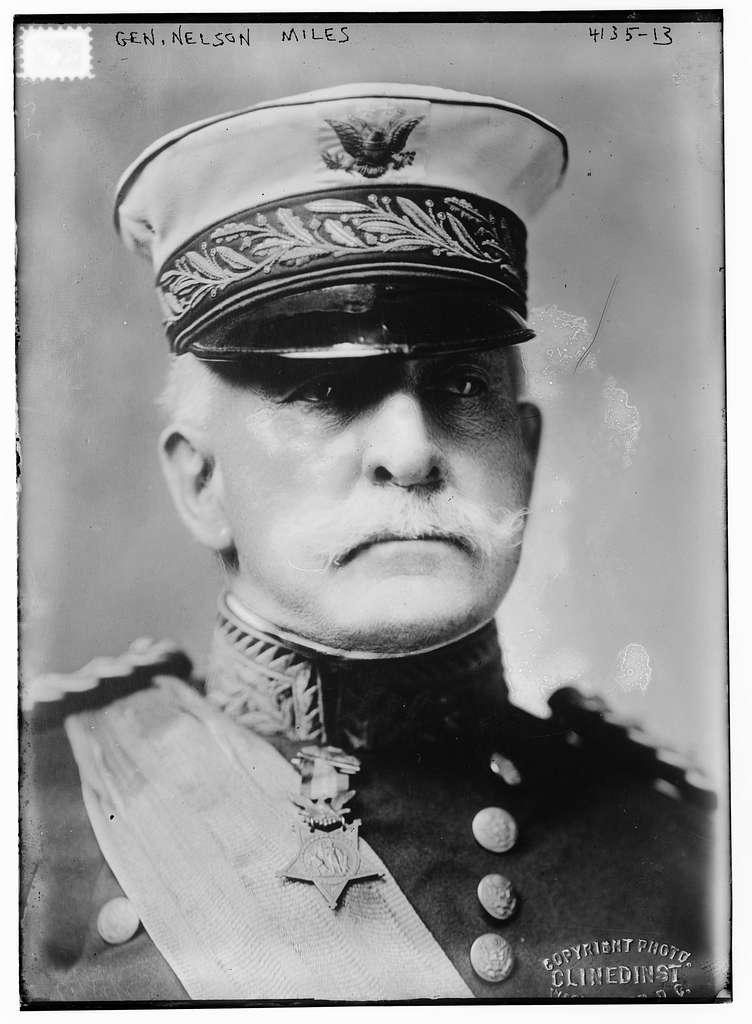 Gen. Nelson Miles
