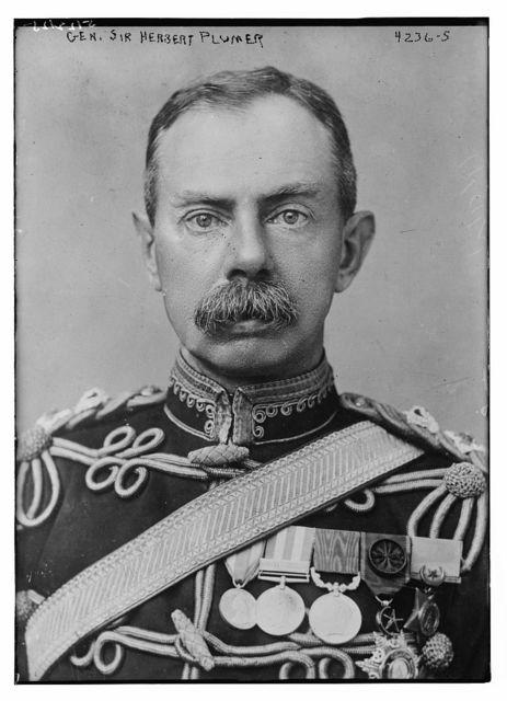 Gen. Sir Herbert Plumer