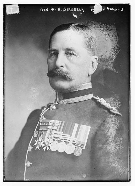 Gen. W.H. Birkbeck