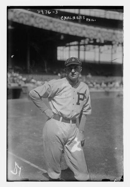 [George Chalmers, Philadelphia NL (baseball)]