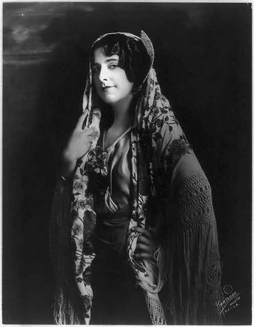 Geraldine Farrar, 1882-1967