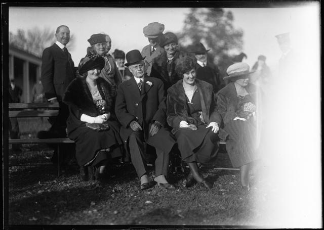 [Group at Mount Vernon, Virginia]