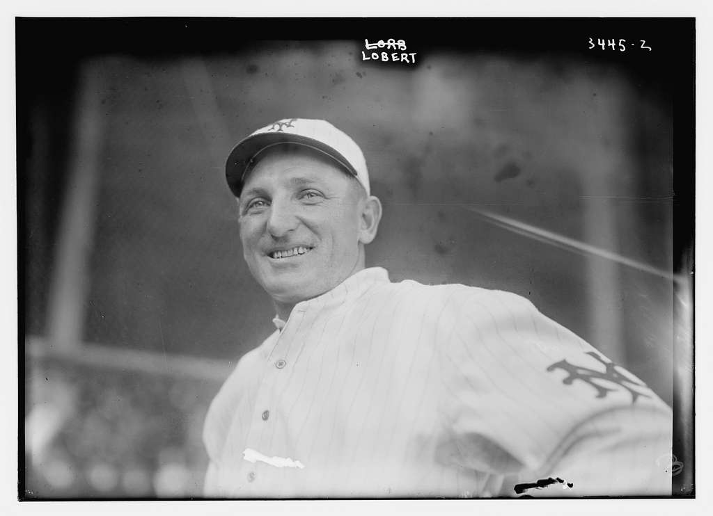 Hans Lobert, New York NL (baseball)
