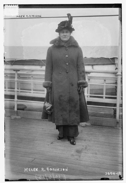 Helen R. Robinson