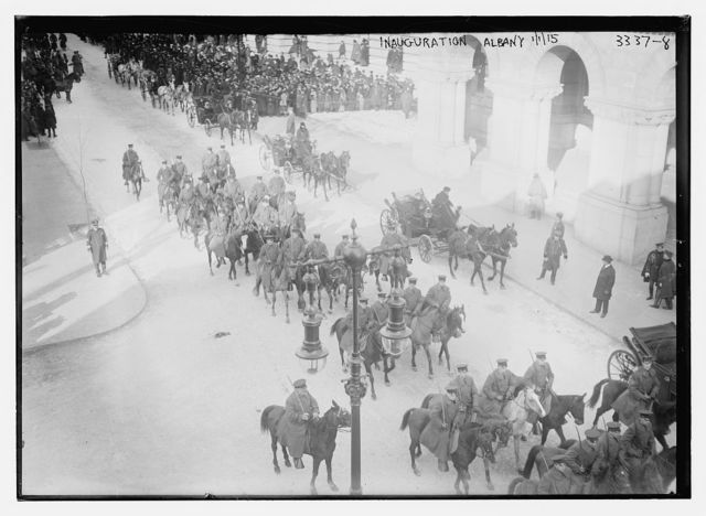 Inauguration Albany, 1/1/15