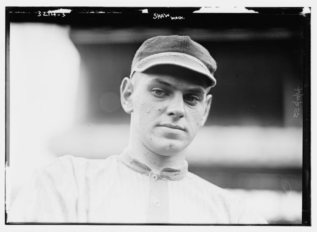 [Jim Shaw, Washington AL (baseball)]