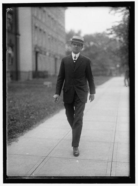 JONES, DR. E. LESTER, CHIEF, U.S. COAST AND GEODETIC SURVEY