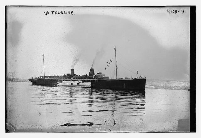 LA TOURRAINE [i.e. Touraine]