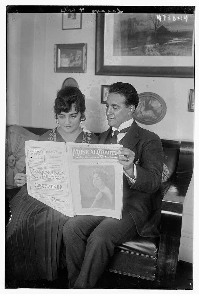 Lazaro & wife