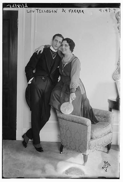 Lou Tellegen & Farrar