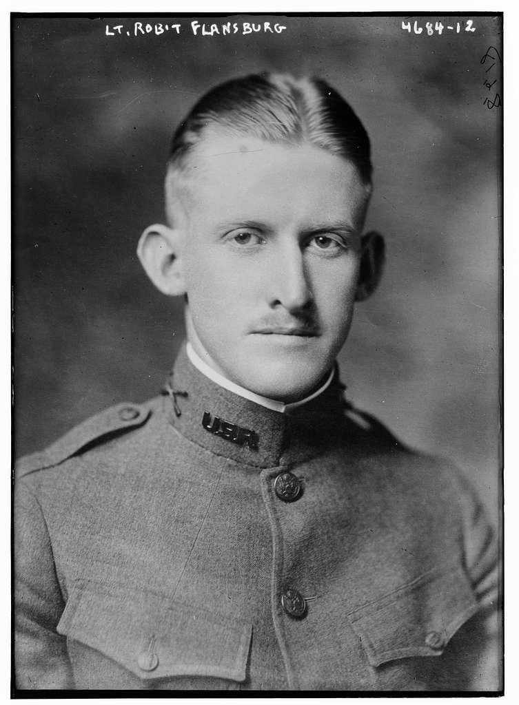 Lt. Robt Flansburg