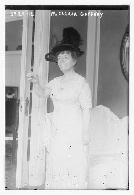 M. Cecilia Gaffney