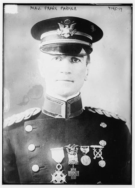 Maj. Frank Parker