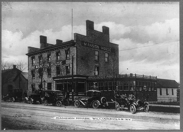 Mansion House, Williamsville, N.Y.