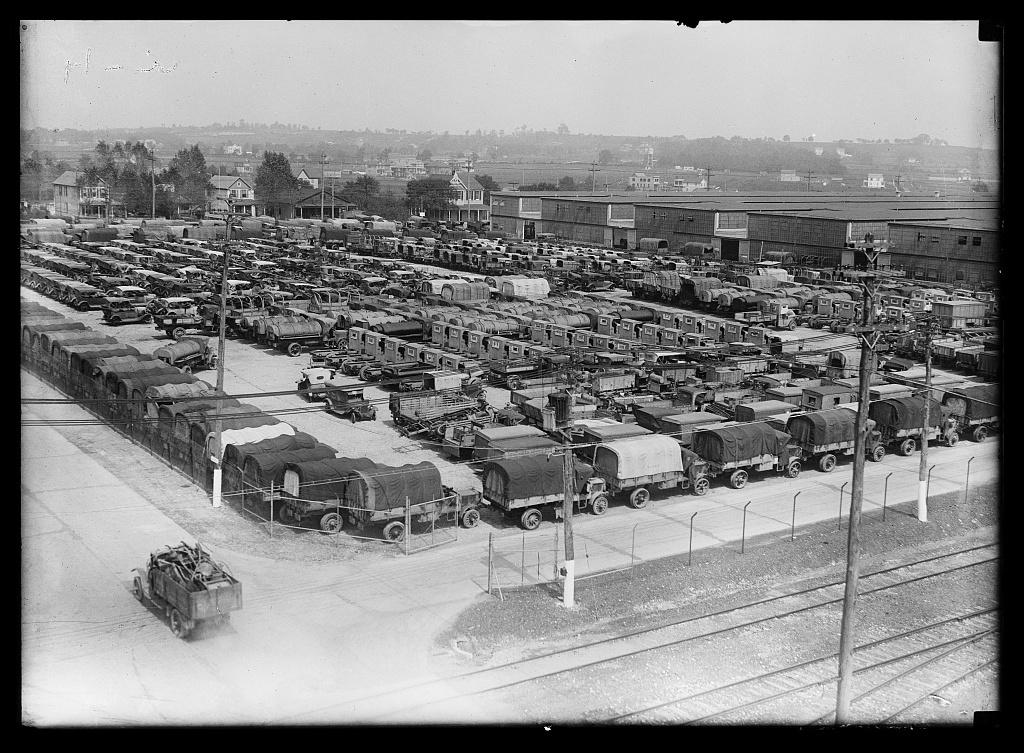 [Military trucks]