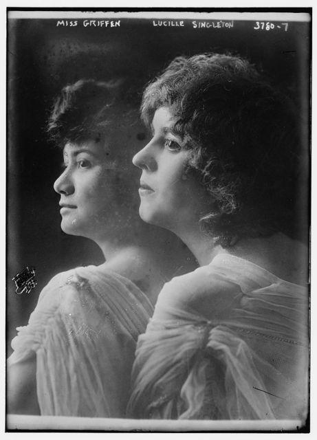 Miss Griffen, Lucille Singleton
