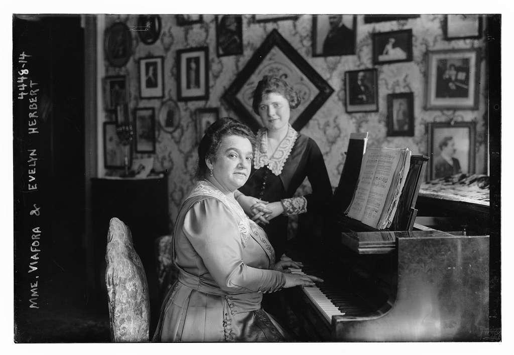 Mme. Viafora, Evelyn Herbert