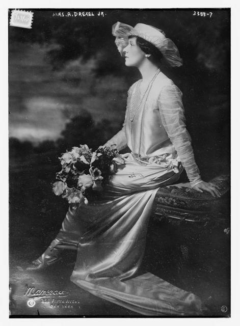 Mrs. A. Drexel, Jr.